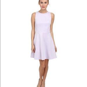 Lavender Ted Baker mitton peplum dress